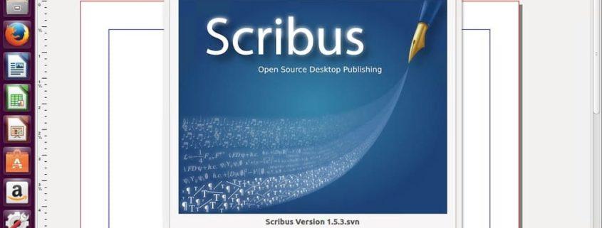 Scribus Est Un Logiciel De PAO Publication Assistee Par Ordinateur Libre Distribue Sous
